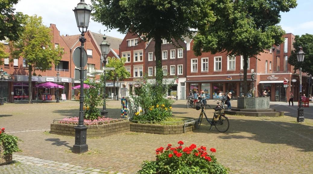 Marktplatz Lüdinghausen