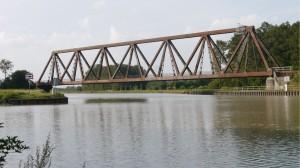 Eisenbahbrücke